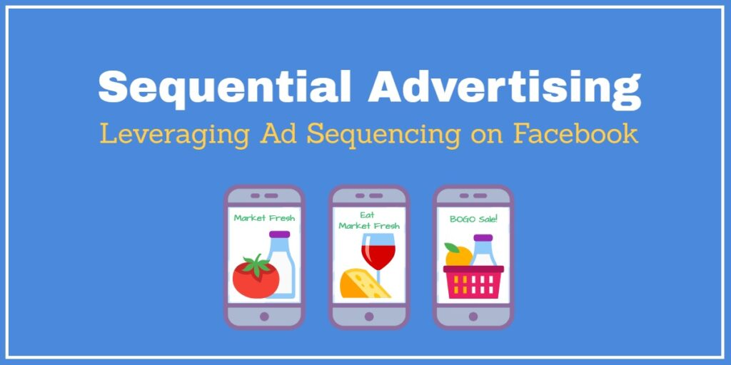 sequential advertising: leveraging ad sequencing on facebook
